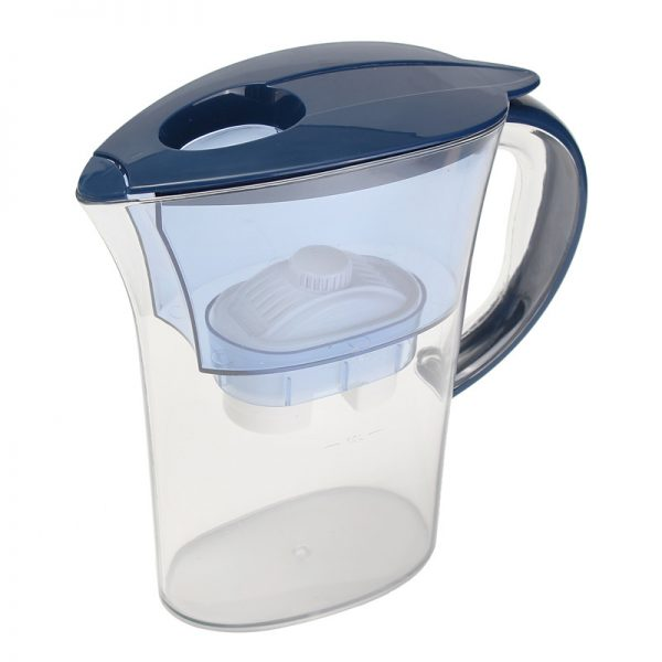 Mitsu PWF 227 - Alkaline Water Filter Pitcher Side View