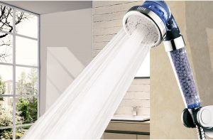 Water Filter Shower Head
