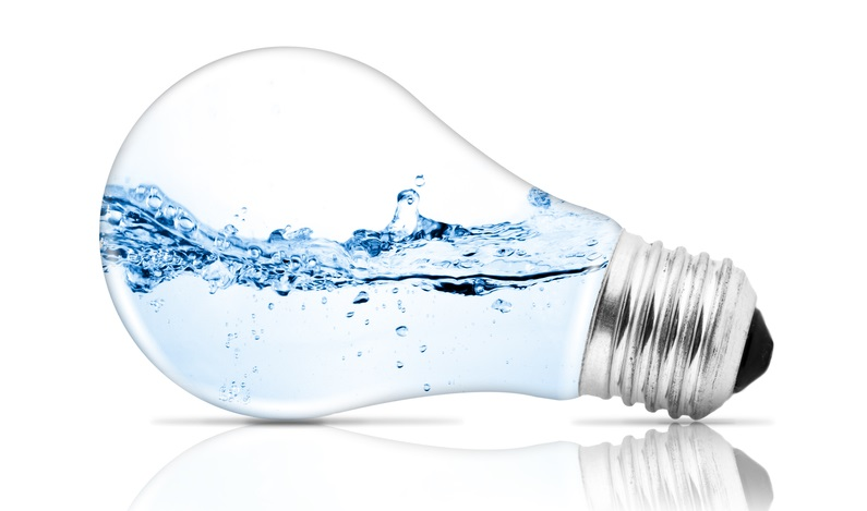 Water Lightbulb