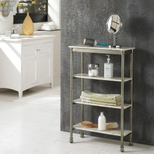 Bathroom Racks and Storage