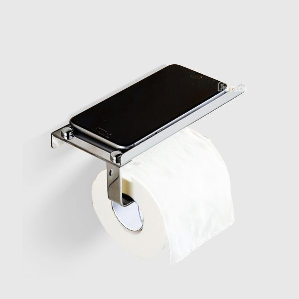 Wraxx Toilet Roll Holder Banner