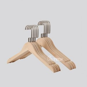 Zen Natural Wood Clothes Hanger