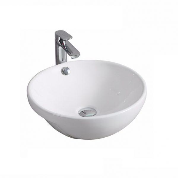 520190 Semi-Recessed Basin
