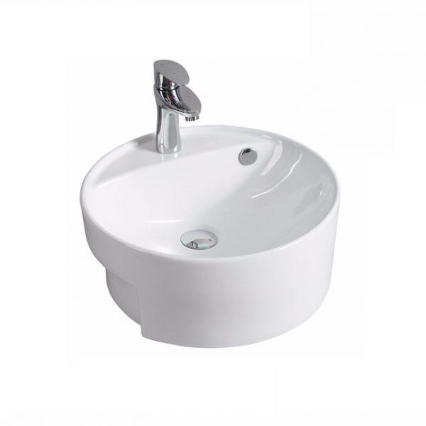 520211 Semi-Recessed Basin