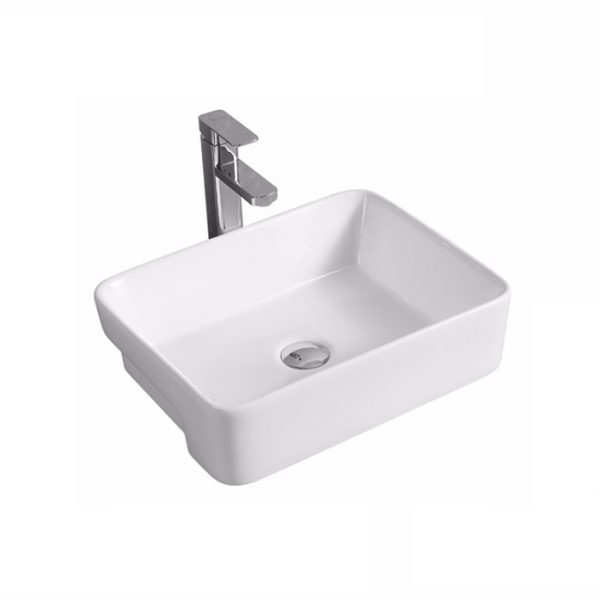 520704 Semi-Recessed Basin