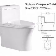 OP 162080 Toilet Bowl Specs
