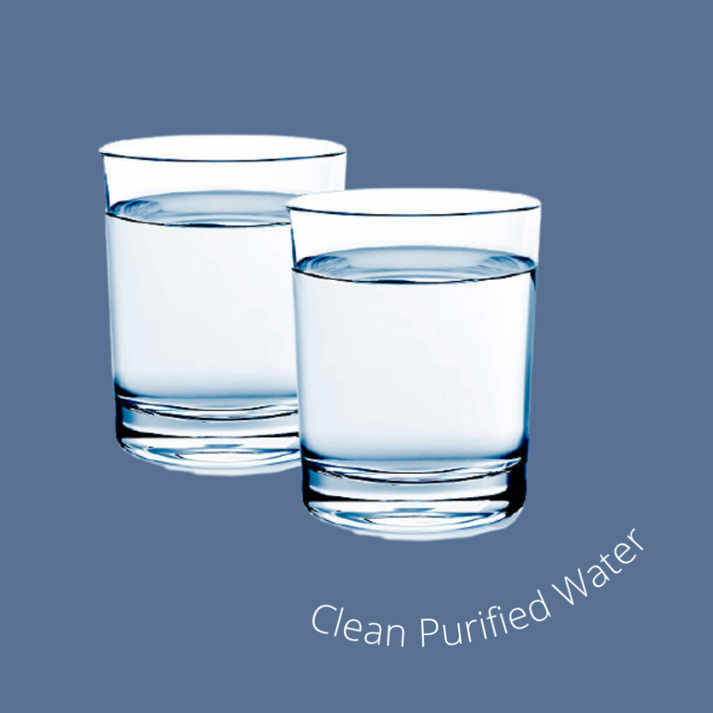 Clean Purified Water