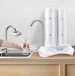 Xeltro CT22 – Countertop Twin Water Filter